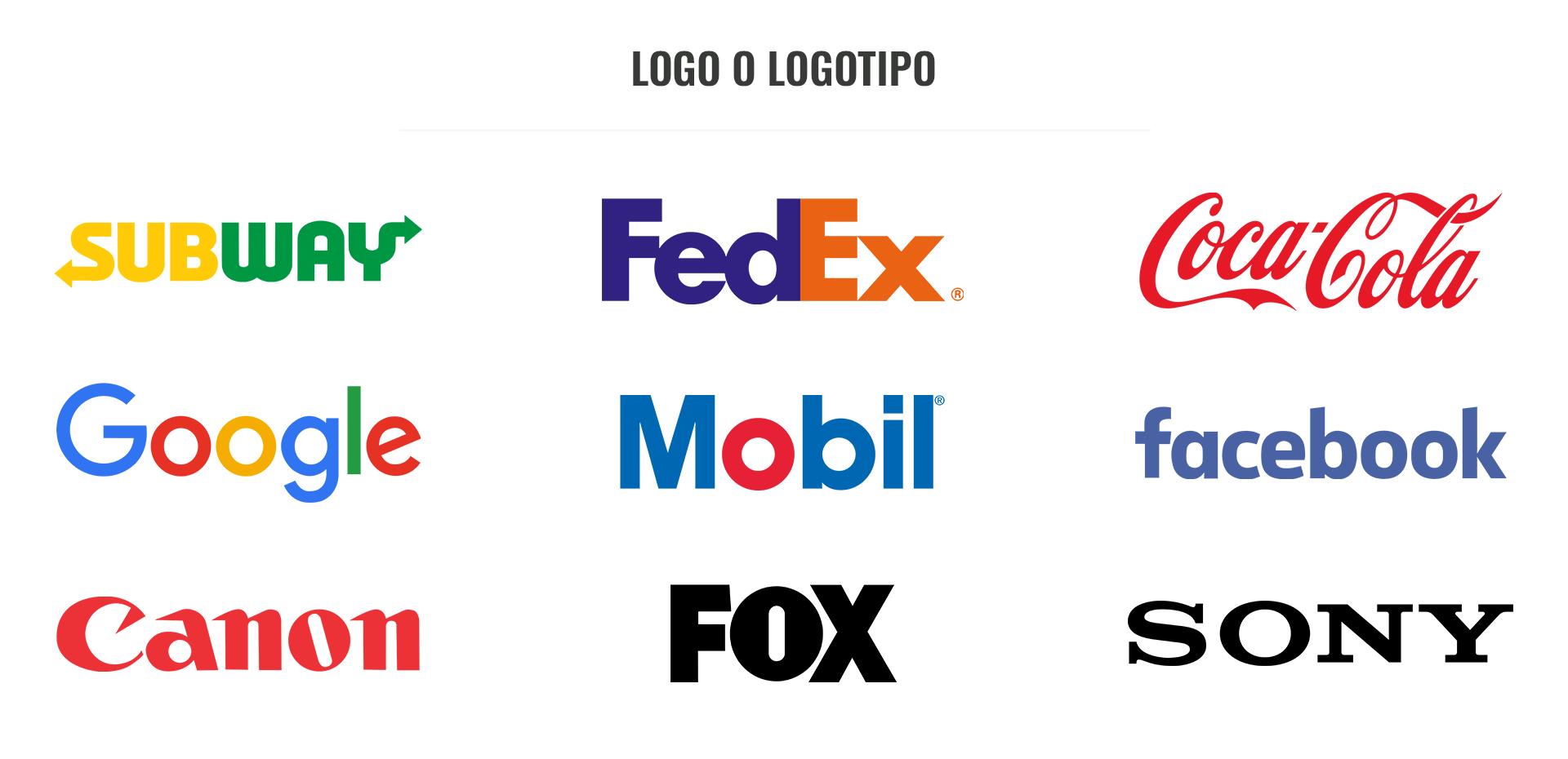 Logo o Logotipo